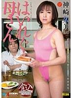 「超本格官能近親エロ絵巻 はいれぐ母さん 神崎久美」のパッケージ画像