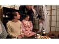 旦那の身代わりに宴会芸を強制され 挙句、息子と本番ショーをさせられた母親 サンプル画像4