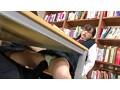 3時間以上図書館で受験勉強している真面目で気弱そうなメガネ美人女子校生は、机の下から足の親指で股間をグリグリといじっても何も文句が言えない女の子だった!調子に乗って更に責め立てたら、股間の周りが汗ばみ自ら腰を動かす超敏感むっつりド淫乱! 2 18