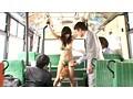 拘束路線バス 長澤あずさ 2