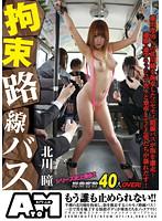 「拘束路線バス 北川瞳」のパッケージ画像