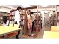 ボクの学校の図書室では教科書にはのってない『性教育』を教えてくれるエッチなお姉さんが貸し出し中!