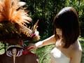 「野性の王国」2015 橘花音 地球最後の秘境で5万年前から変わらぬ生活を続ける原住民に日本のエロ文化を手取り足取り教えて生でヤる 1