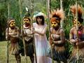 「野性の王国」2015 橘花音 地球最後の秘境で5万年前から変わらぬ生活を続ける原住民に日本のエロ文化を手取り足取り教えて生でヤる 10