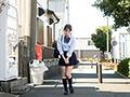 野ションを目撃されてプリプリお尻を大公開したままハメられた女子校生1