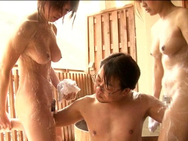 親子風呂 7