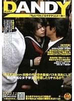 (1dandy118)[DANDY-118] 「キスまで3cm 田舎のガラ空き路線バスを満員にして純真無垢な女子学生に密着したらヤれるか?」 ダウンロード