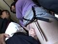 「満員状態の路線バスで欲求不満の専業主婦に正面から股間と股間を擦りつけたら?」 VOL.1 サンプル画像7