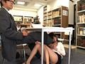 「誰にも気づかれない机の下の脚コキはSEXより気持ちいい?!綺麗すぎて彼氏が出来ない脚線美女に足をからませたら…」 VOL.1 19