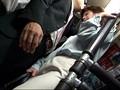 「満員状態の路線バスで欲求不満の専業主婦に正面から股間と股間を擦りつけたら?」 VOL.3 17