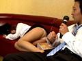 「終電を逃して酔って熟睡する同僚の無防備パンチラを見たら…貴方ならどうする?」 VOL.2 7