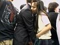 「痴漢OK娘 DANDYスペシャル」絶対NGの絶世美少女に連日ちょいワルをしかけたら何度もヤられた VOL.1 No.16