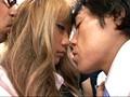 「DANDY5周年記念 誰もが必ず勃起する女子校生に満員状態でキスまで3cm 再会スペシャル」 サンプル画像0