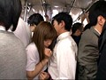 「DANDY5周年記念 誰もが必ず勃起する女子校生に満員状態でキスまで3cm 再会スペシャル」 18