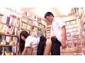 「欲求不満の美淫娘が本屋で真面目な男子校生にパンチラを見せたら火がつくまで何分?!」 VOL.1 5