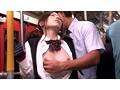「通学バスで女子校生の大きな尻にフニャチンから勃起チ○ポまでを擦りつけてヤる」VOL.1 4
