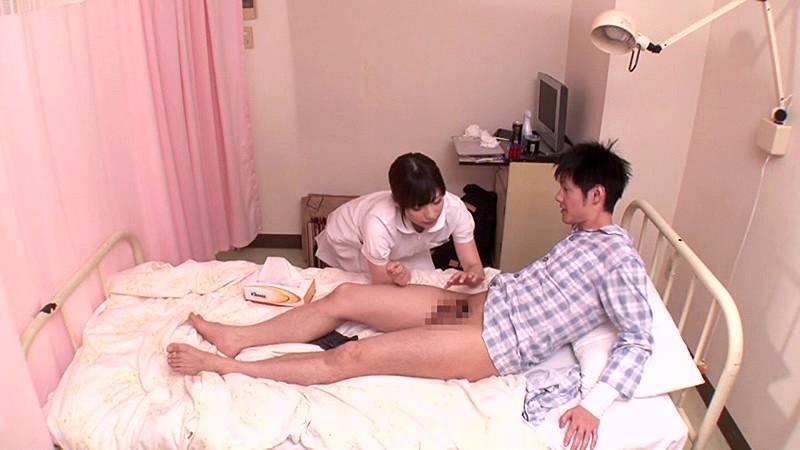 「早漏の相談中に我慢できず暴発したら優しくゆっくり改善セックスしてくれた看護師さん」VOL.1