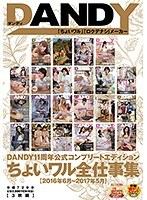 DANDY11周年公式コンプリートエディション ちょいワル全仕事集<2016年6月〜2017年5月>