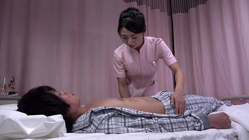 「『おばさんで本当にいいの?』若くて硬い勃起角度150度の少年チ○ポに抱きつかれた看護師はヤられても本当は嫌じゃない」VOL.7