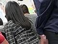 「満員電車で周りを無意識に挑発する美尻女はタイトスカートにぶっかけられ発情するまで何発?」VOL.1 No.8