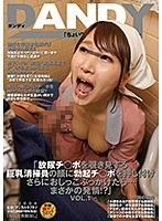 「放尿チ○ポを覗き見する巨乳清掃員の顔に勃起チ○ポを押し付けさらにおしっこぶっかけたら…まさかの発情!?」VOL.1【dandy-657】