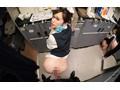 【3DVR360】「男ならこんな場所で射精したい!仕事中のCAの前で勃起チ○ポを見せつけたらヤってくれた!」 No.4