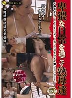 (1deju00109)[DEJU-109] 卑猥な日常を過ごす熟母達 弐 ダウンロード