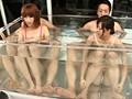 マジックミラー号 箱根湯本・温泉編 露天風呂よりキモチイイ◆秘湯!ぬるぬるローション温泉!! 恥ずかし〜い水着に生着替えして、入浴ついでにソープ体験してみませんか?