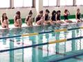 女子校のプールに睡眠○を混入し絶対起きないスク水女生徒15人の身体をジックリもてあそぶド変態教師の体育の時間 1