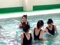 女子校のプールに睡眠○を混入し絶対起きないスク水女生徒15人の身体をジックリもてあそぶド変態教師の体育の時間 サンプル画像 No.1