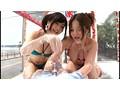 マジックミラー号 2011 夏!猛暑!!ビキニ素人が初体験! 超密着!洗体エステ編in三浦海岸 サンプル画像0