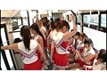 ムレムレチアガールバス 2 チアブル湿度数200%… 運動直後のムレた女子大生満員バスでチラリズムに導かれて強制発射! 2