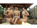 [DVDES-925] 一般男女モニタリングAV 巨乳の姉2人との混浴温泉で大きなおっぱいに挟まれ弟ち○ぽはフル勃起!! 家族旅行中の素人3姉弟が両親には内緒でエッチなミッションにチャレンジ! in箱根温泉