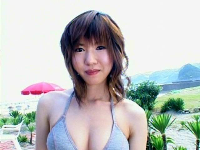 元アイドル 舞雪 SEX on the Beach の画像13