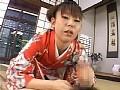おしゃれな和服で淫語手コキ四十八手 10