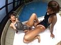競泳水着の女 日焼けバージョン 16