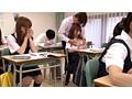 授業中にノーパンになってくれる従順な教え子5人と俺物語 2 サンプル画像0