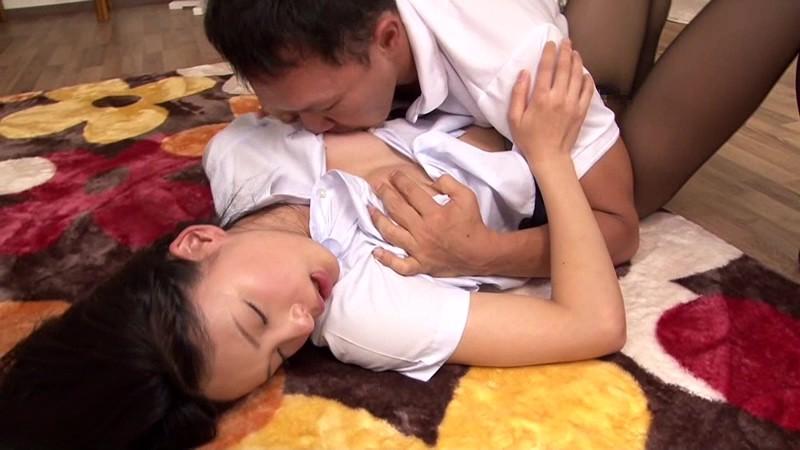黒パンストとネットリ接吻と本イキ性交 瀧川花音 の画像14
