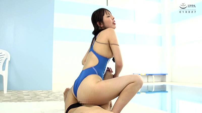 競泳水着の女 黒木いくみのサンプル画像5