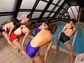 巨乳ギャルだらけのスイミングクラブに男ひとりで入会して、泳げないフリすればモテモテになれるか…を本当に試してみた!! サンプル画像1