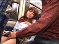 満員バスでうたた寝しているギャルに勃起チ○ポを握らせてみた!! 8