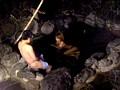カップル混浴温泉に来ているギャルに勃起チ○ポを見せつけ発情させたら、彼氏の寝ている隣で夜這いしてもウズウズしていて拒めない!! 8