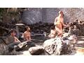 女性専用露天風呂に本物レズ女優が潜入!!入浴中の巨乳素人女性客に接近して裸同士でエッチな誘惑を仕掛けると初めてのレズ体験なのに、身体をくねらせてキスを求めてきた!? 2