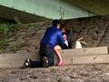 激ヤバ撮 ドキドキ橋の下でいちゃつくカップルがいた。 1