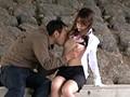 激ヤバ撮 ドキドキ橋の下でいちゃつくカップルがいた。 10