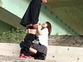激ヤバ撮 ドキドキ橋の下でいちゃつくカップルがいた。 7
