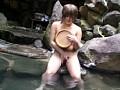 温泉旅館で偶然出会った巨乳のお嬢さん! 風呂桶ひとつで初めての男湯!! サンプル画像 No.5
