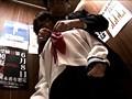 予備校のエレベーターを緊急停止させて、怖がる女子校生の前で男らしい演技をしたら、ヘタレな僕でも頼られ、ヤラしいことができた! サンプル画像7