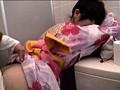 夏祭りで開放的になった浴衣娘が、手当たり次第に男を連れ込む公衆便所。 20