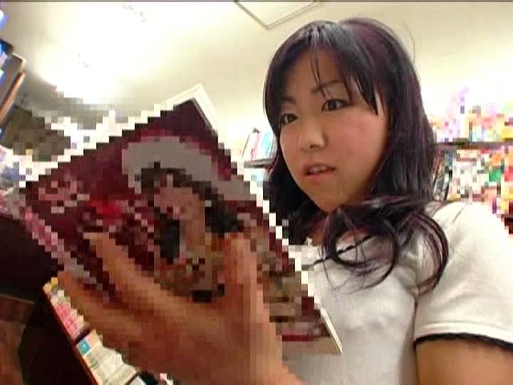 本屋でエッチなレディコミを立ち読みしている女の子のパンティーは実はグチョグチョに濡れて抱かれたがっている!だからどんな男でも声を掛けたら無言でうなずき即OK! 2 の画像17